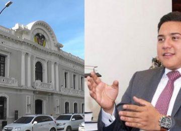 Emiro Castro, Secretario General de la Alcaldía de Santa Marta